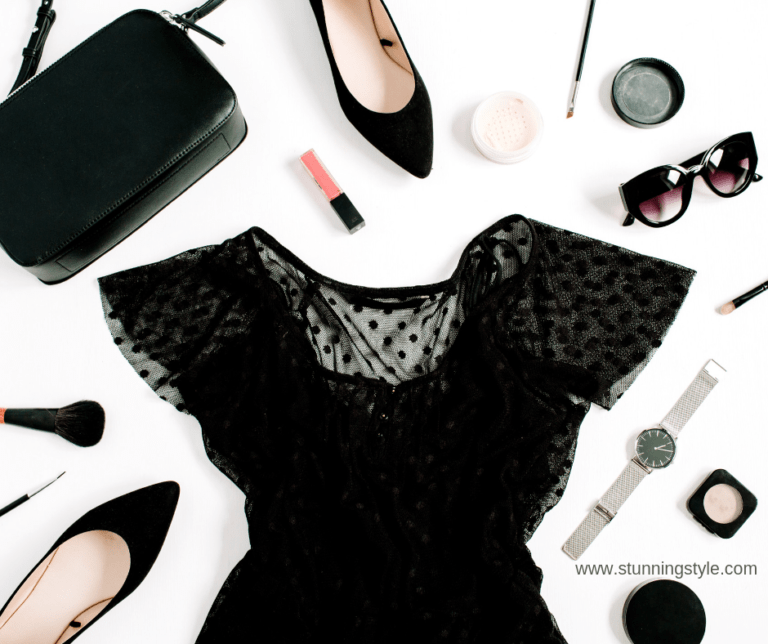 Outfit flat lay