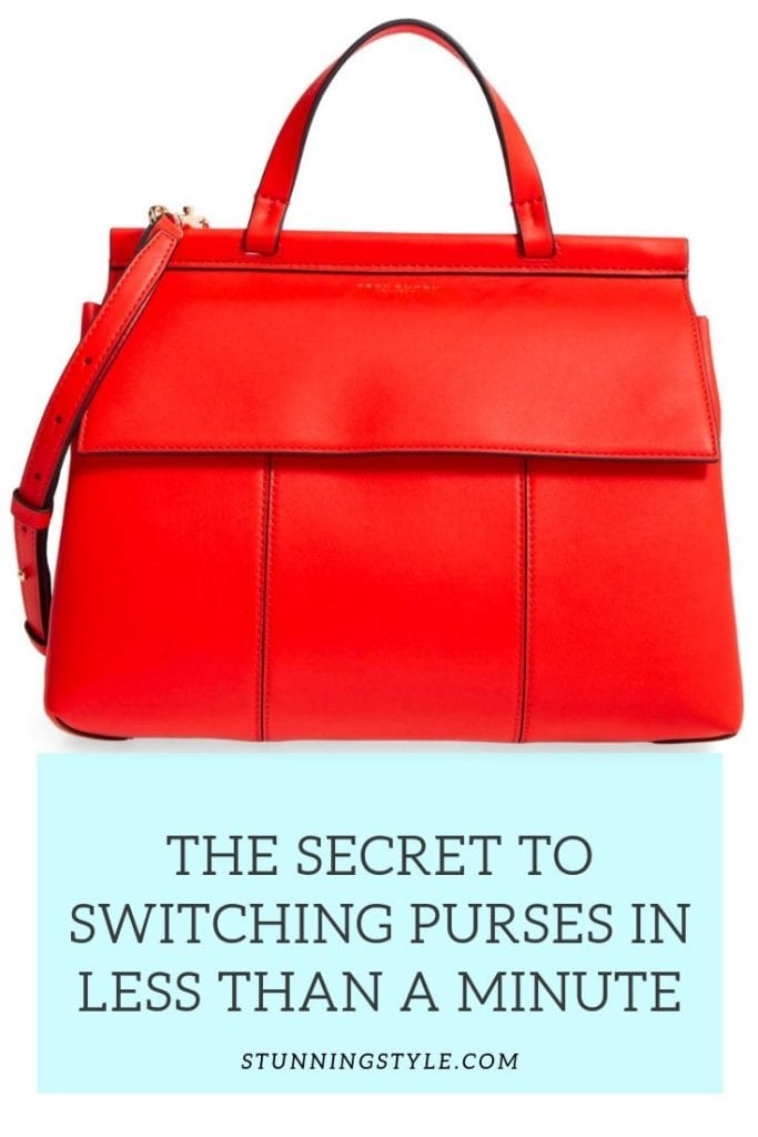 switching purses