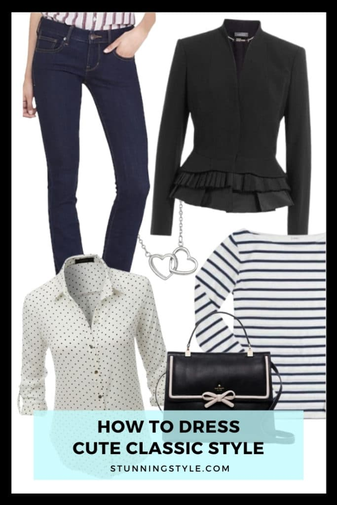 How To Dress Cute Classic Style