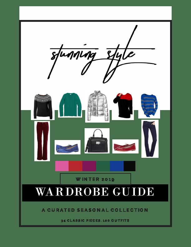 Winter Capsule Wardrobe Guide