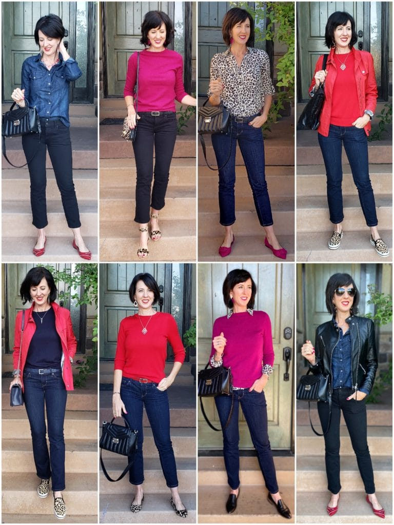 Fall How to Build a Capsule Wardrobe Sample