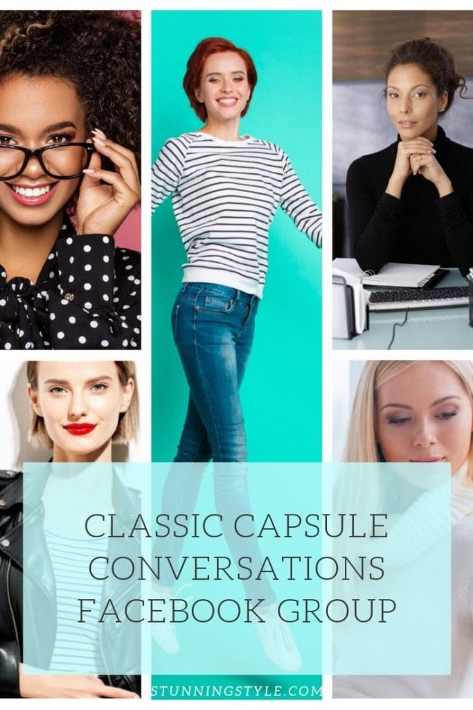 Classic Capsule Conversations Group