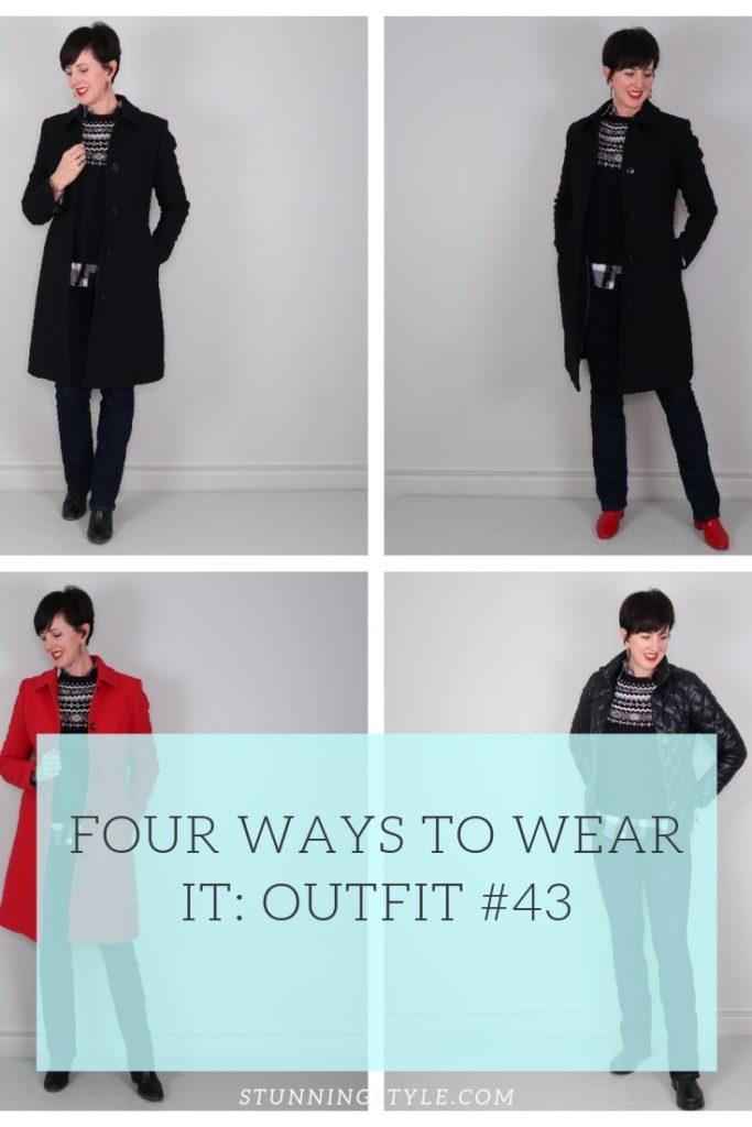 NEW  ways to wear
