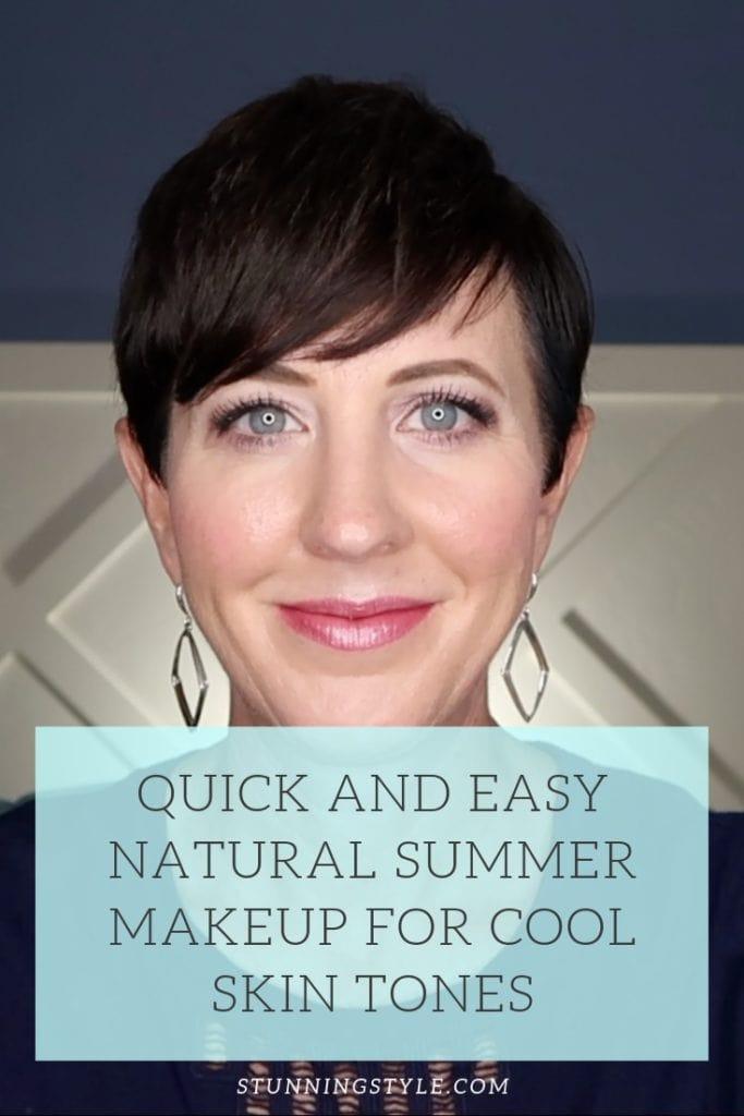 NEW Natural summer makeup