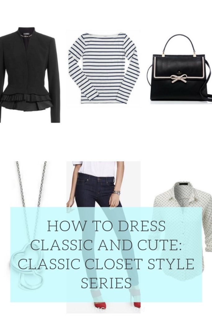 How to Dress Cute Classic