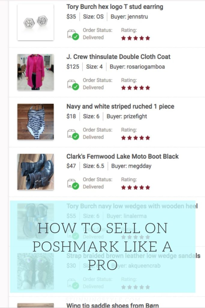 NEW how to sell poshmark