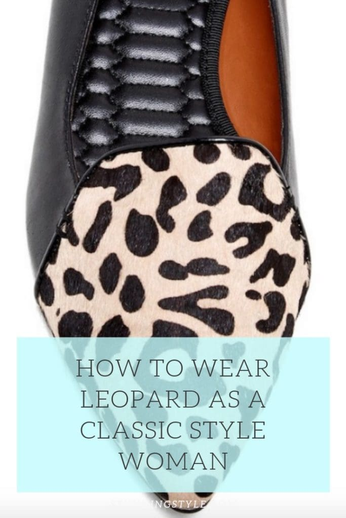 NEW leopard as classic