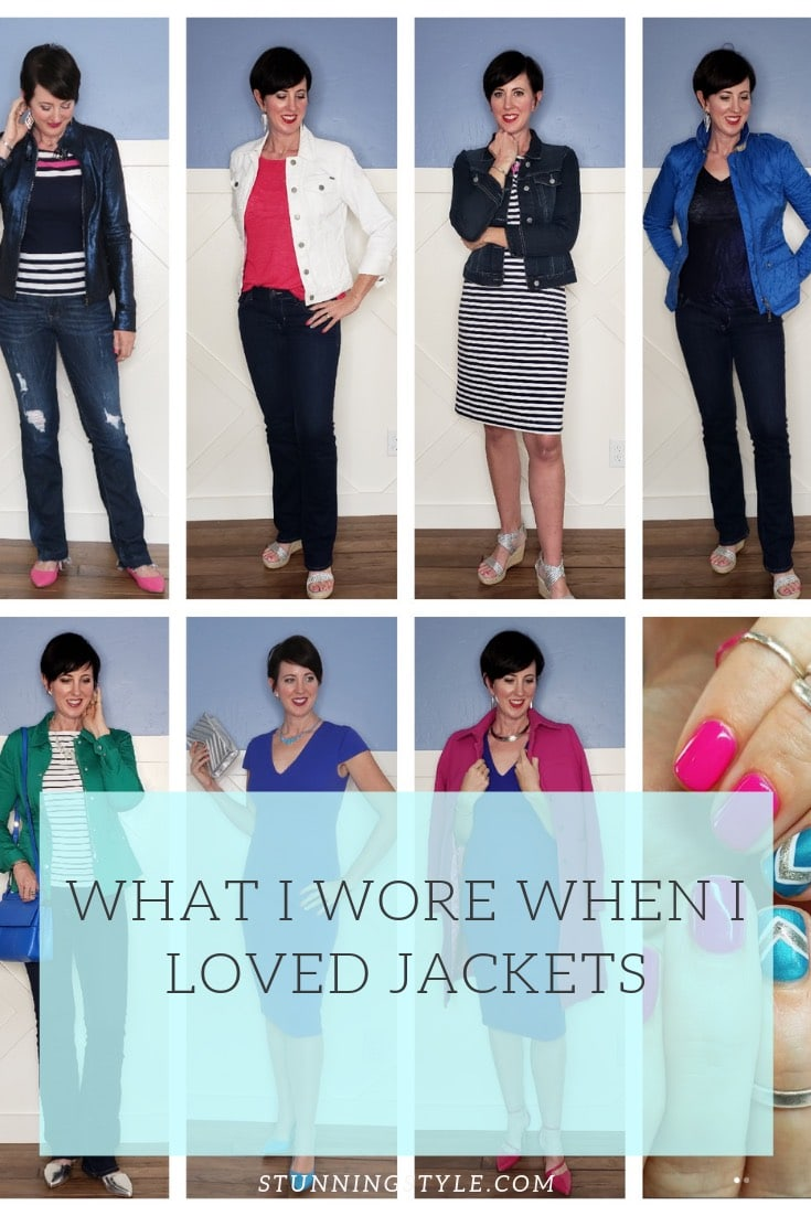 NEW loved jackets