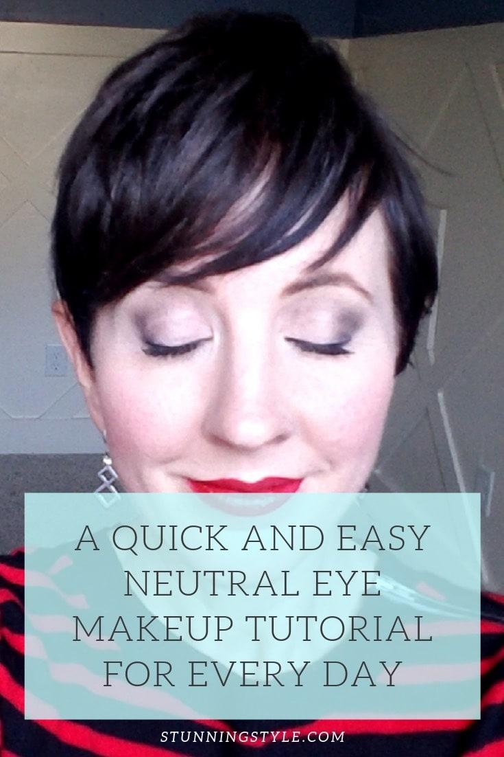 NEW neutral eye