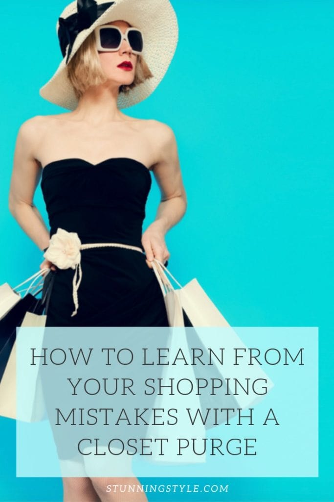 NEW shopping mistakes
