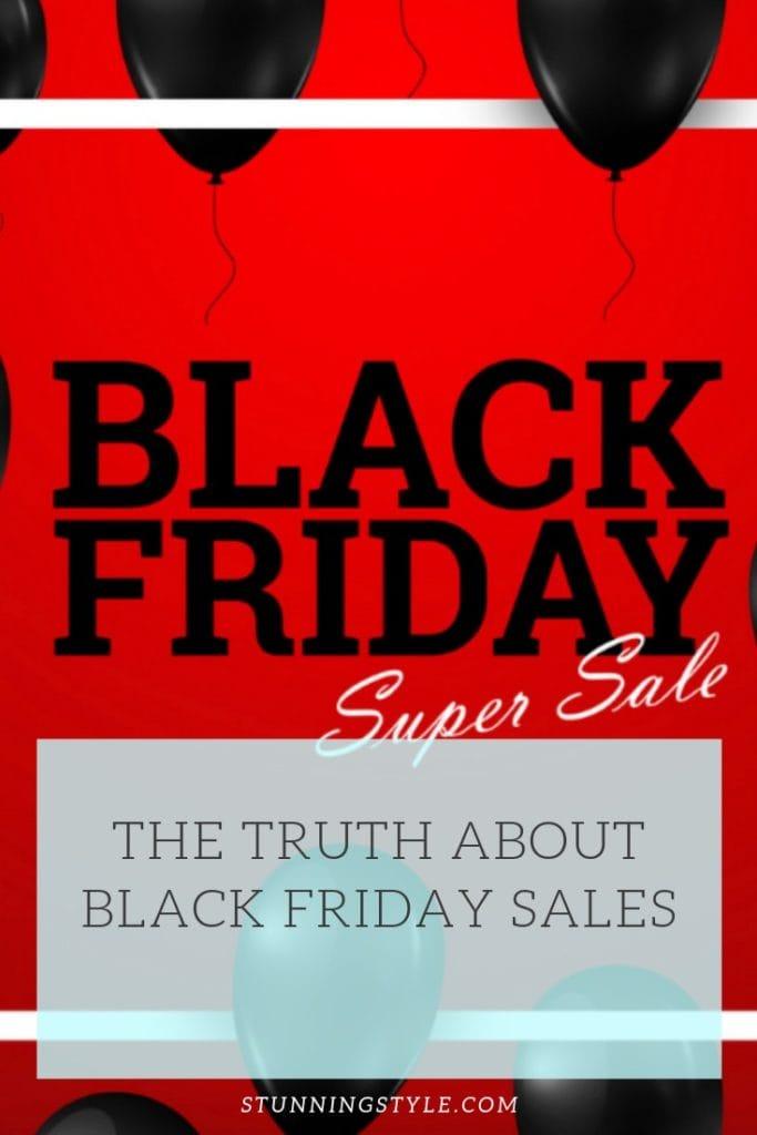 NEW truth Black Friday
