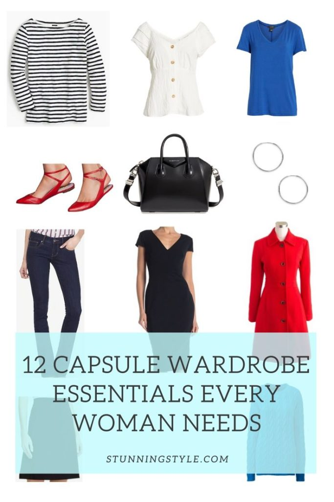 Capsule Wardrobe Essentials Every Woman Needs