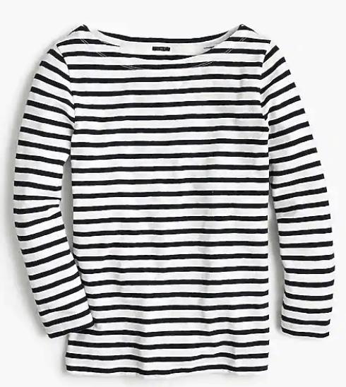 Striped shirt - Capsule wardrobe essentials