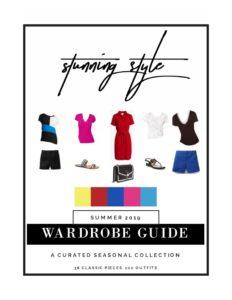 Summer Capsule Wardrobe Guide