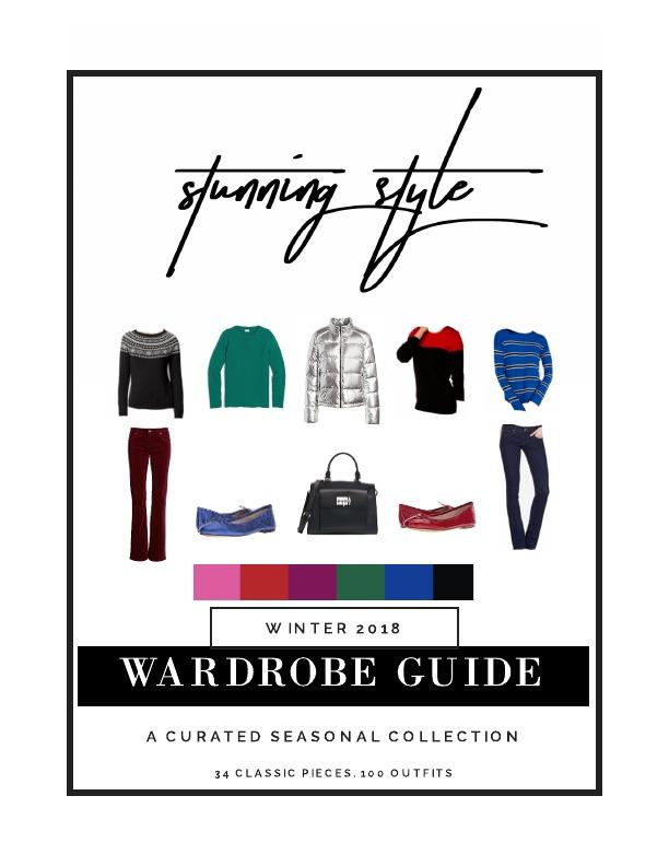 Winter Wardrobe Guide