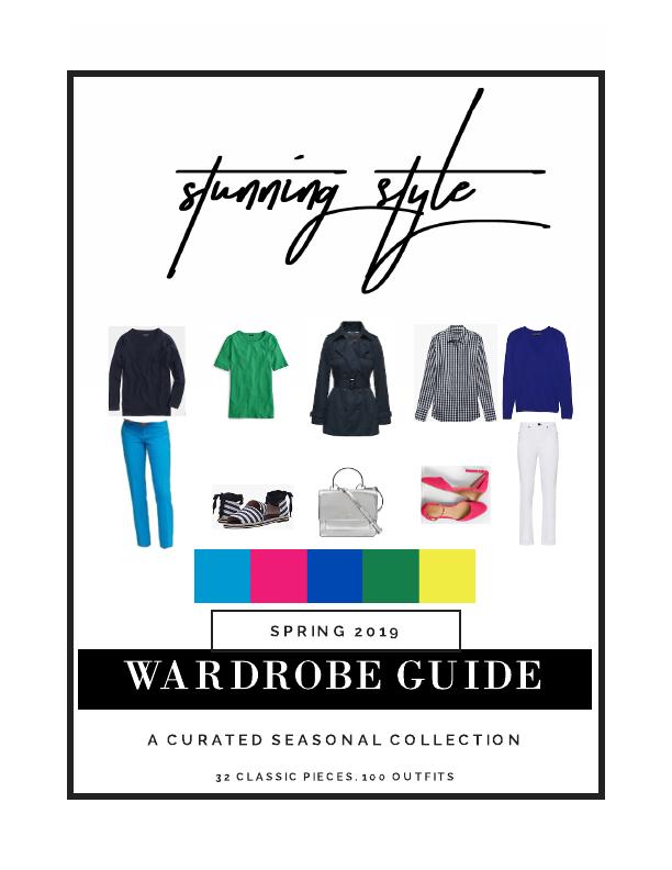 Spring Wardrobe Guide