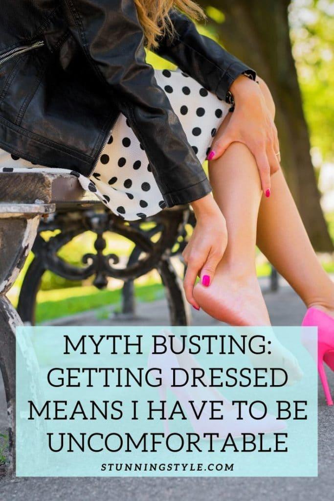 Myth busting  uncomfortable