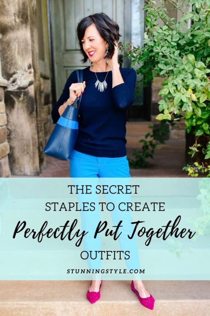 The Secret Staples to Create Perfectly Put Together Outfits