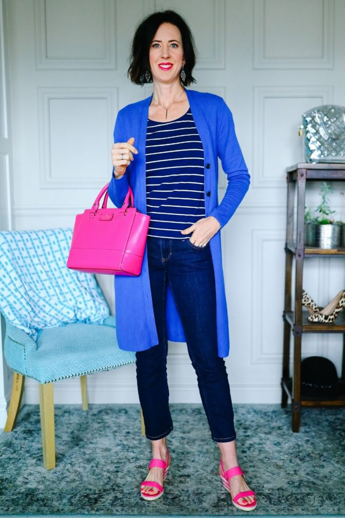 The Style Formula to Feel Better: Recovery Outfit