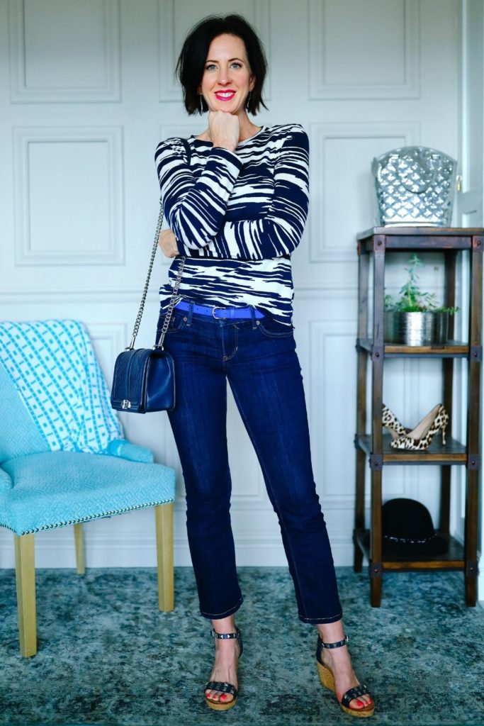 The Style Formula to Feel Better: Simple Outfit