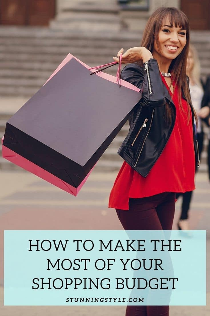 How to Make the Most of Your Shopping Budget: Header