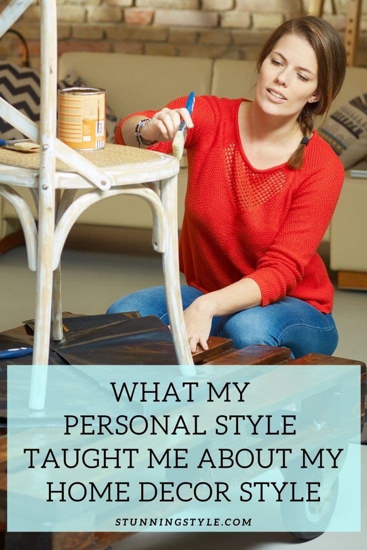 What My Personal Style Taught Me About My Home Decor Style