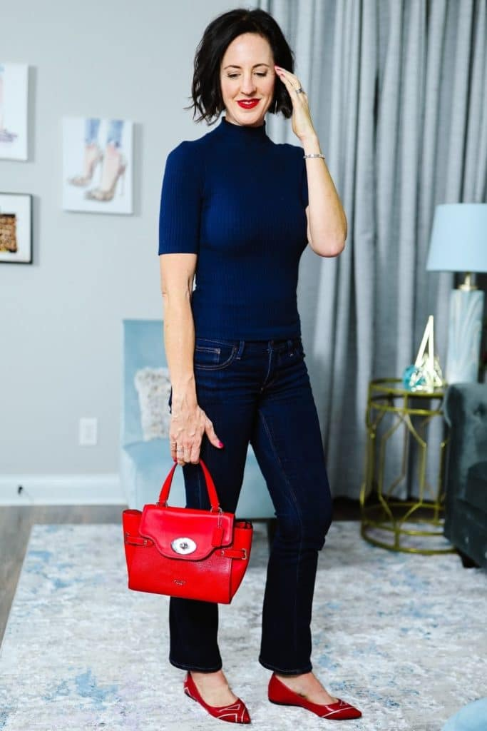 EffortlessStyle–CoverYourBasicsforEasyOutfits allnavy