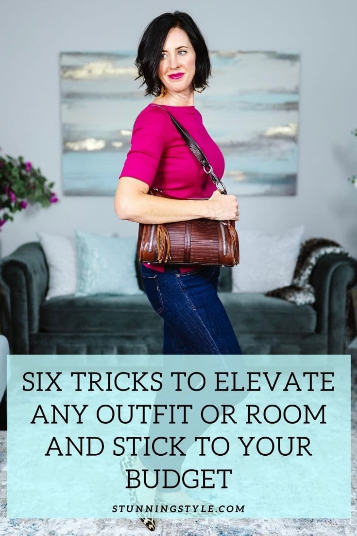 Six Tricks to Elevate Any Outfit or Room and Stick to Your Budget - header