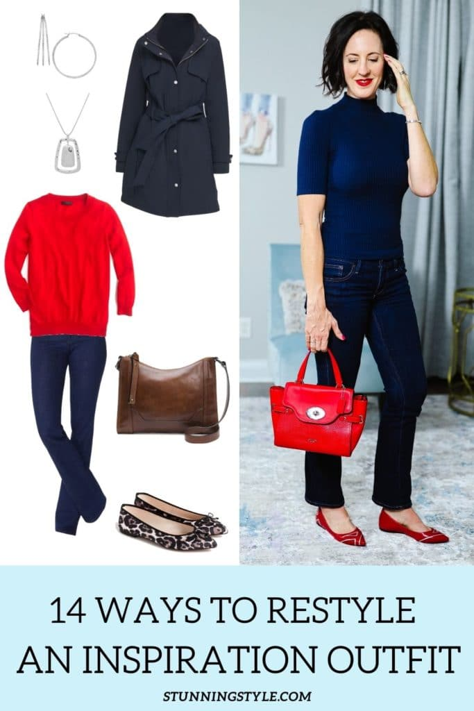 EffortlessStyleSeries:WaystoRestyleanInspirationOutfit Navyoutfit