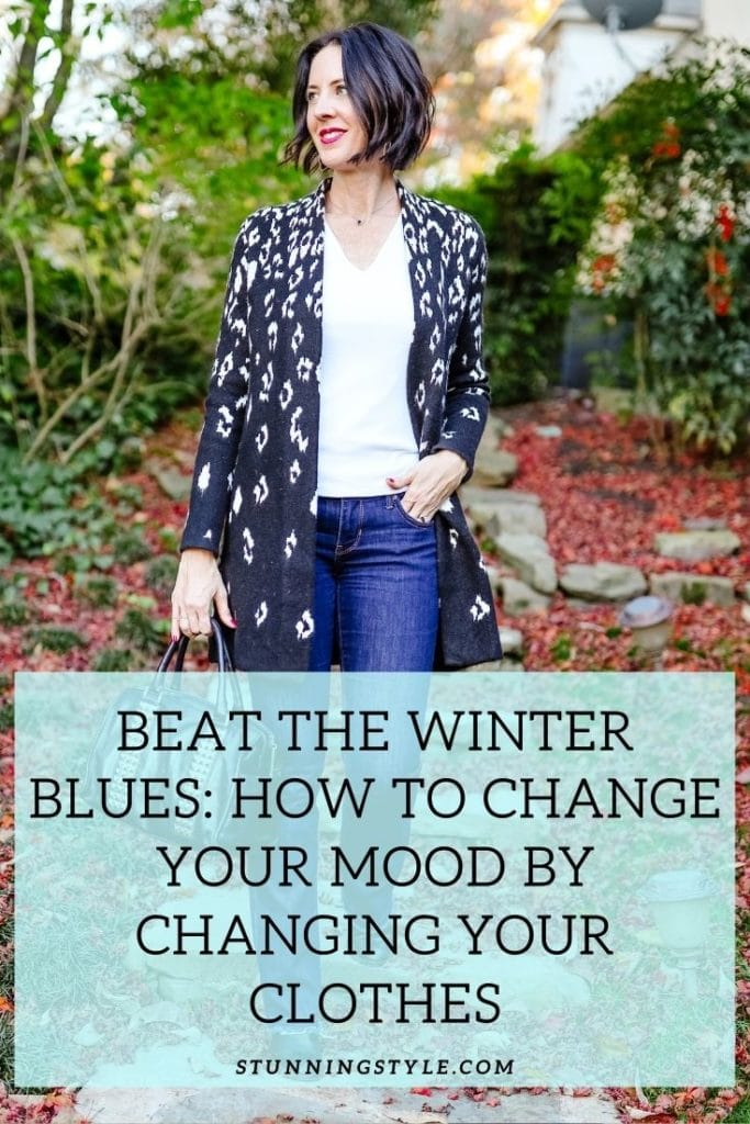Beat the Winter Blues: How to Change Your Mood by Changing Your Clothes - Header