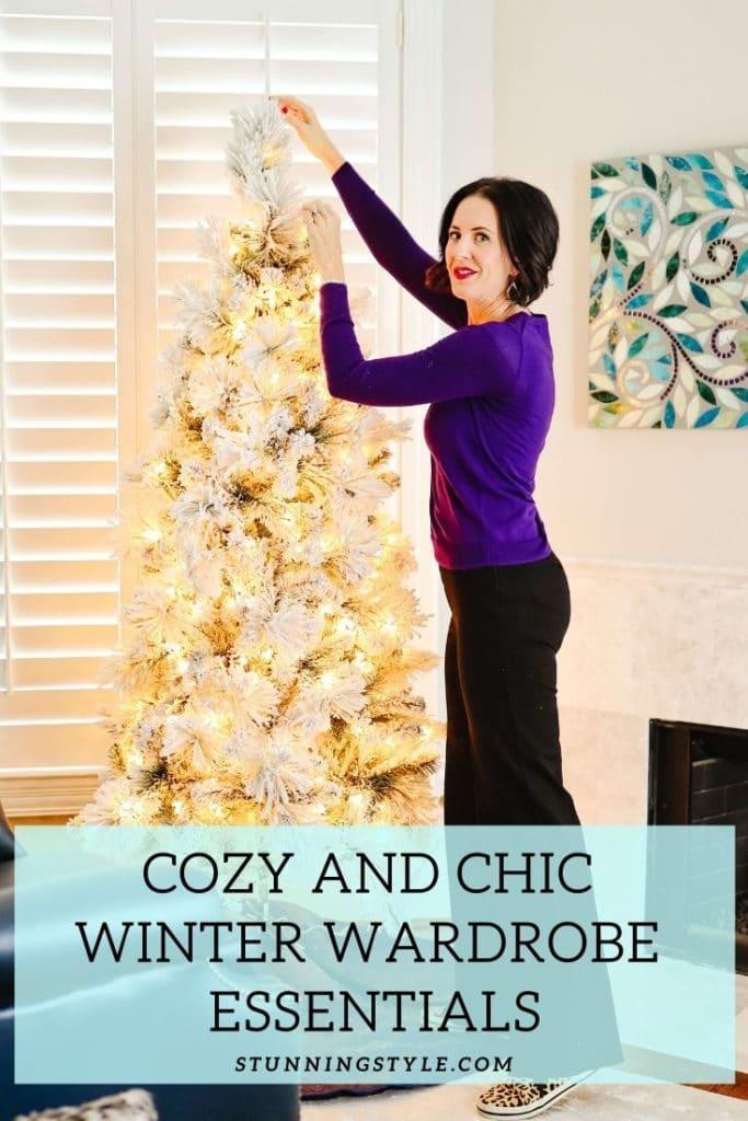 Cozy and Chic Winter Wardrobe Essentials