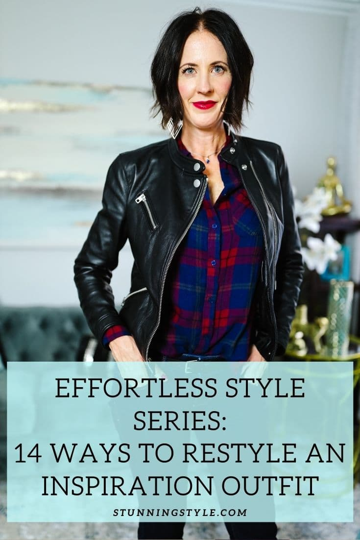 Effortless Style Series: 14 Ways to Restyle an Inspiration Outfit - header