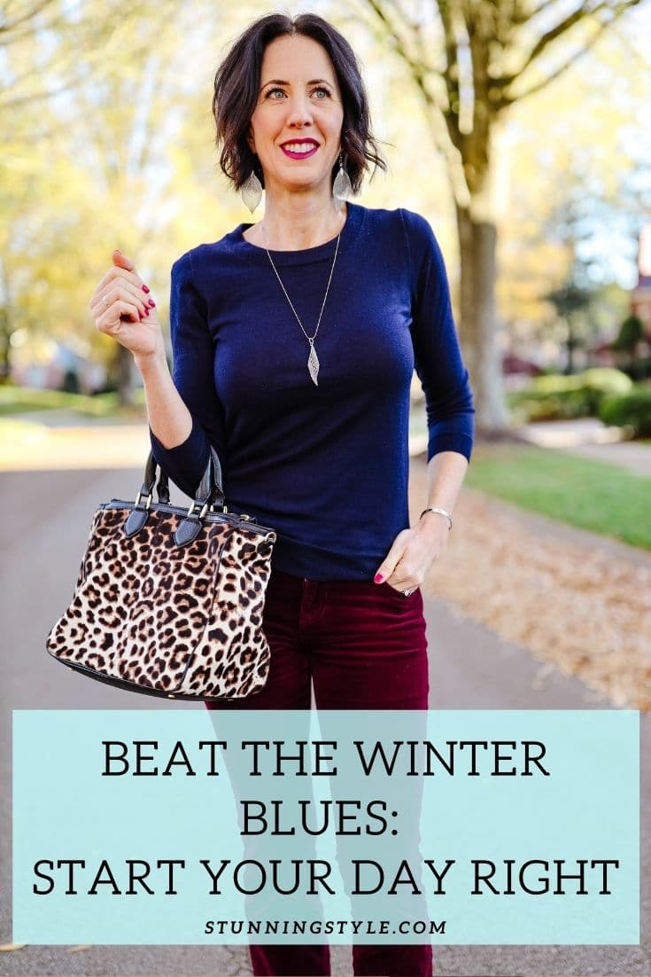 beat the Winter Blues: Start Your Day Right - header