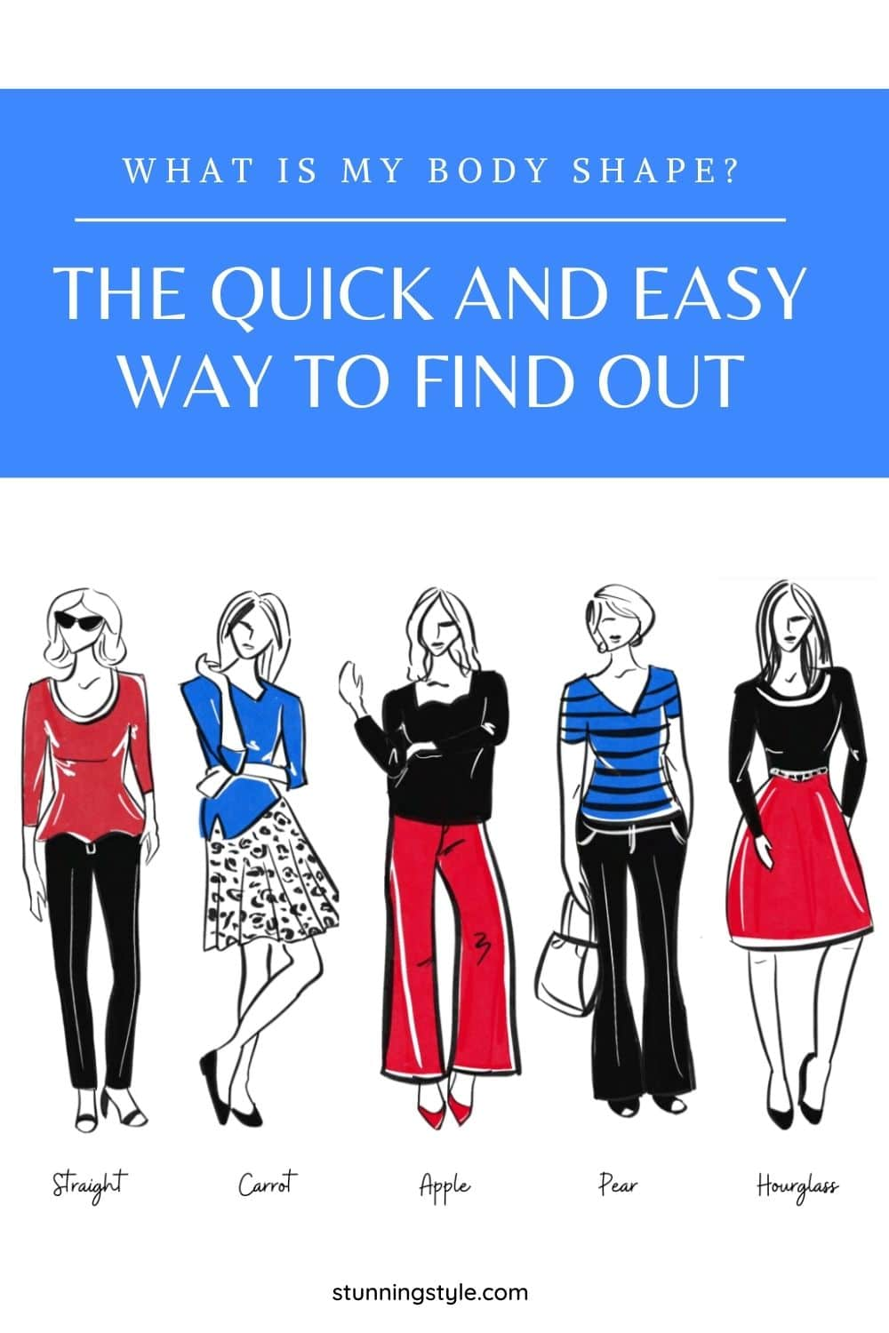 What is my body type? The quick and easy way to find out
