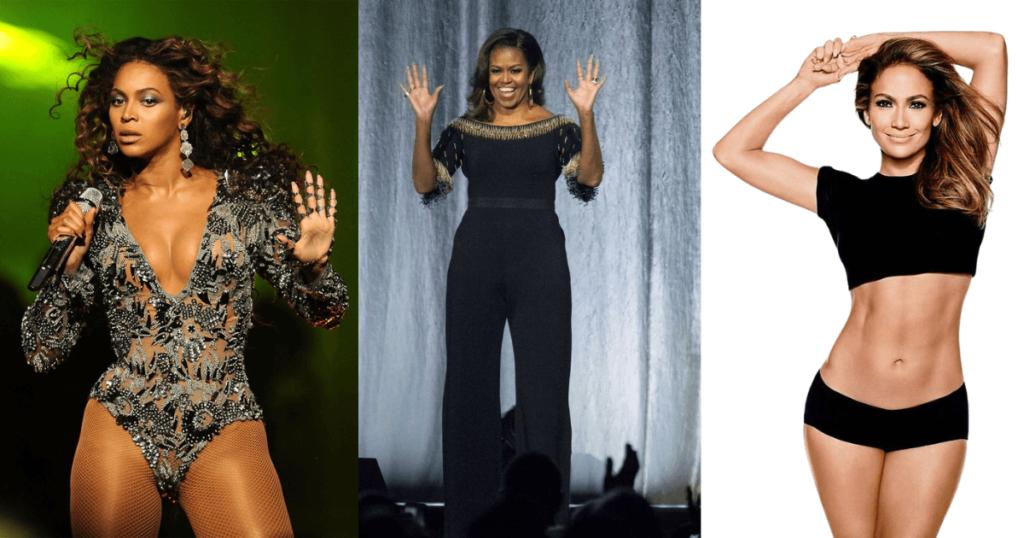 Famous Pear Shaped Body Women