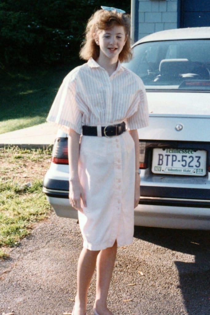 My first pencil skirt