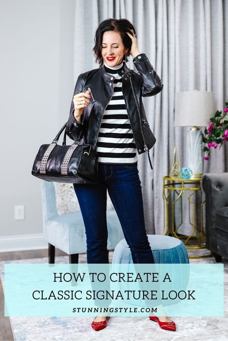 How to Create A Classic Signature Look