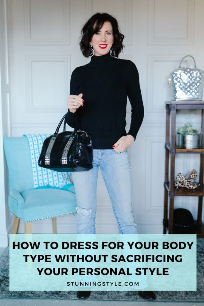How To Dress For Your Body Type Without Sacrificing Your Personal Style
