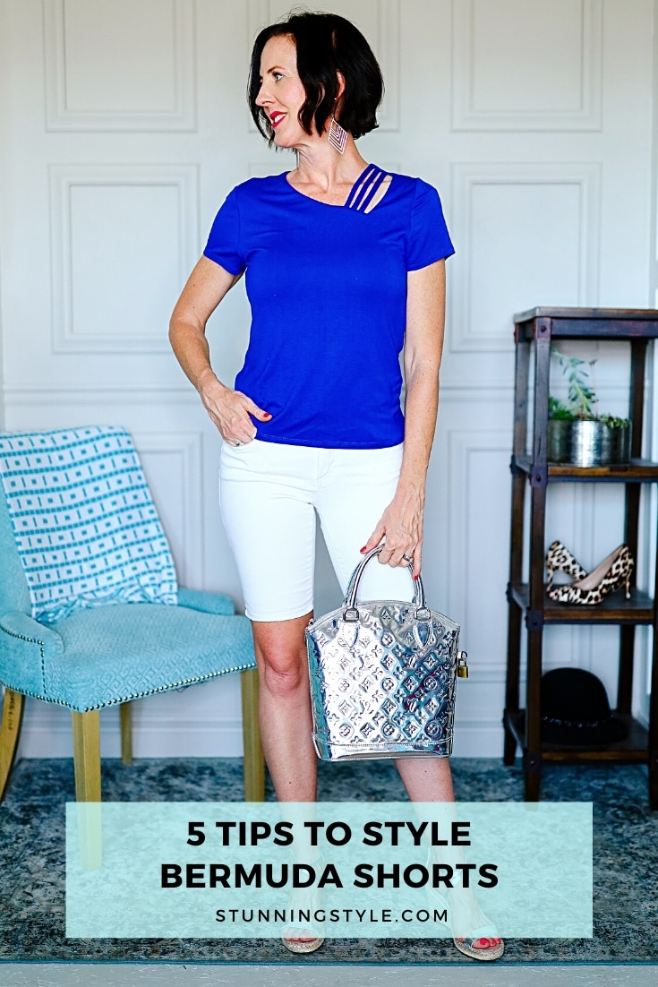 5 Tips to Style Bermuda Shorts