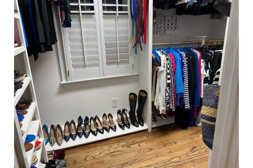 Clean Closet rotated
