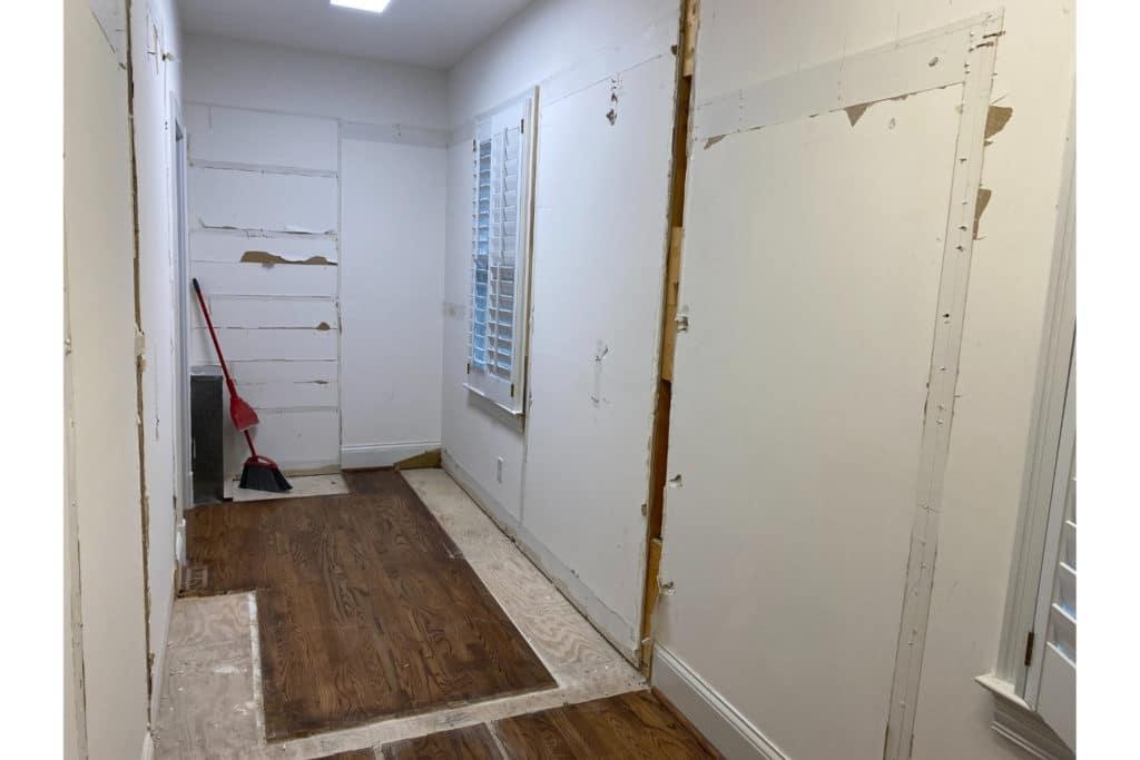 Closet demo  rotated