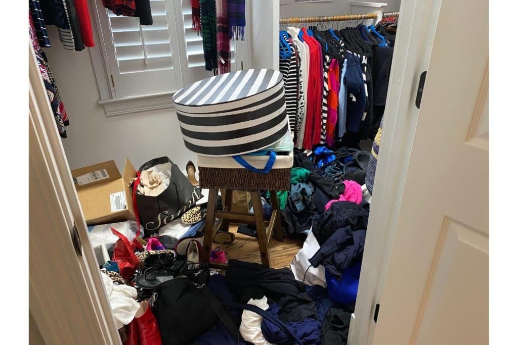 Messy Closet rotated