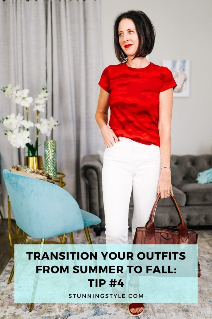 Transition Your Outfits From Summer to Fall  Tip  Featured
