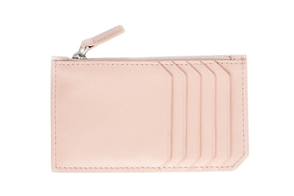 A card holder to keep your bag organized, one of April from Stunning Style's handbag tips.