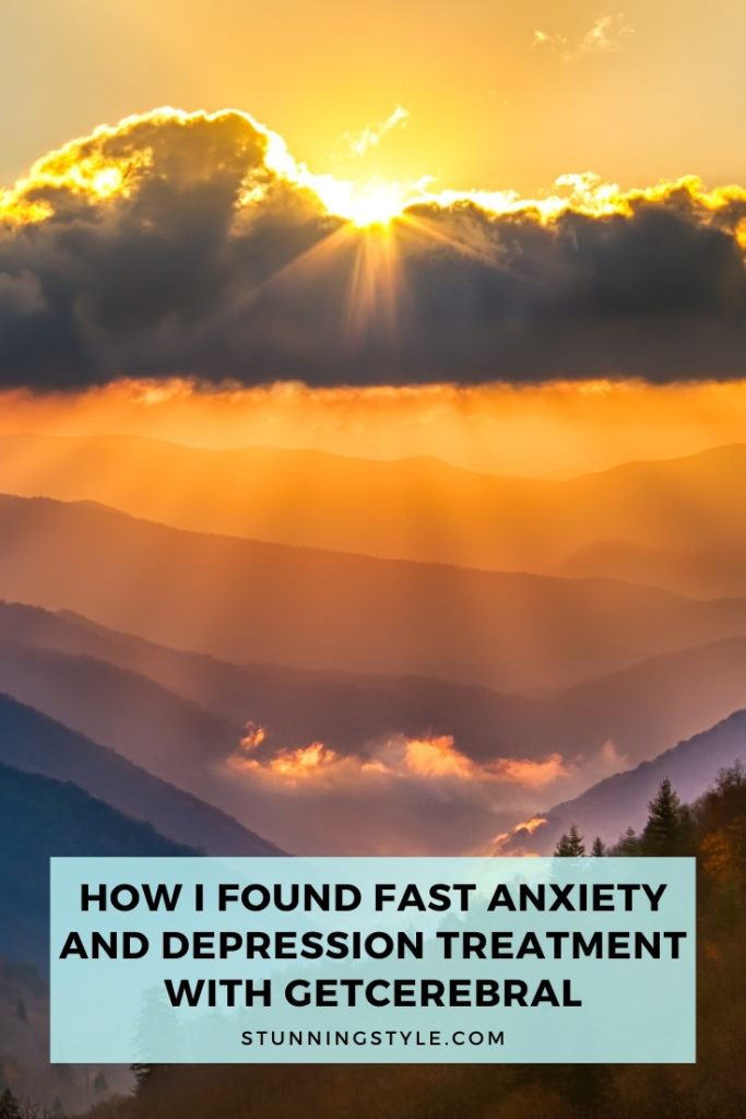 How I Found Fast Anxiety and Depression Treatment / Mental Health / Self Care / Telehealth