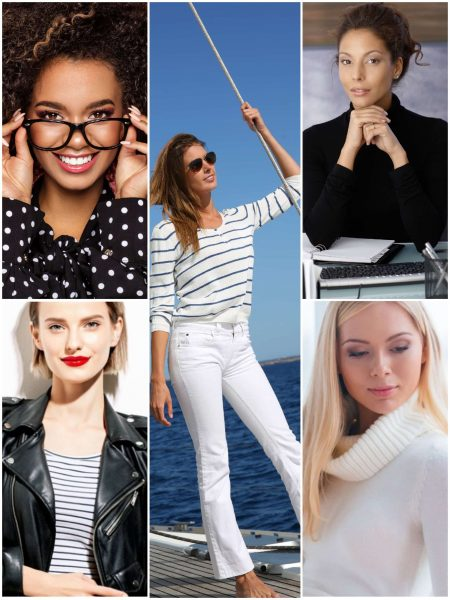 Classic Style Twist Pinterest Collage